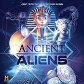 Ancient Aliens Music from the Hit Television Series