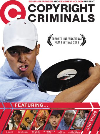 Copyright Criminals, Copyright Criminals Funky Drummer Edition DVD