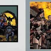 DC Comics Variant Covers the Complete Visual History
