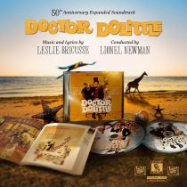 Doctor Dolittle 50th Anniversary Expanded Soundtrack Limited Edition 2-CD Set