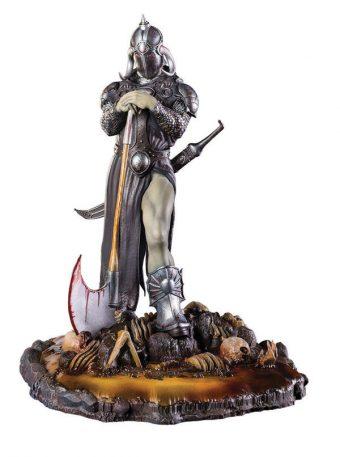 Dark Horse Deluxe Frank Frazetta's Death Dealer 3 Limited Edition Statue