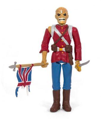 Iron Maiden ReAction Figure – The Trooper Soldier Eddie