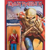 Iron Maiden ReAction Figure – The Trooper Soldier Eddie