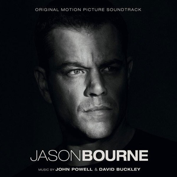 Jason Bourne Original Motion Picture Soundtrack Album – Music by John Powell and David Buckley