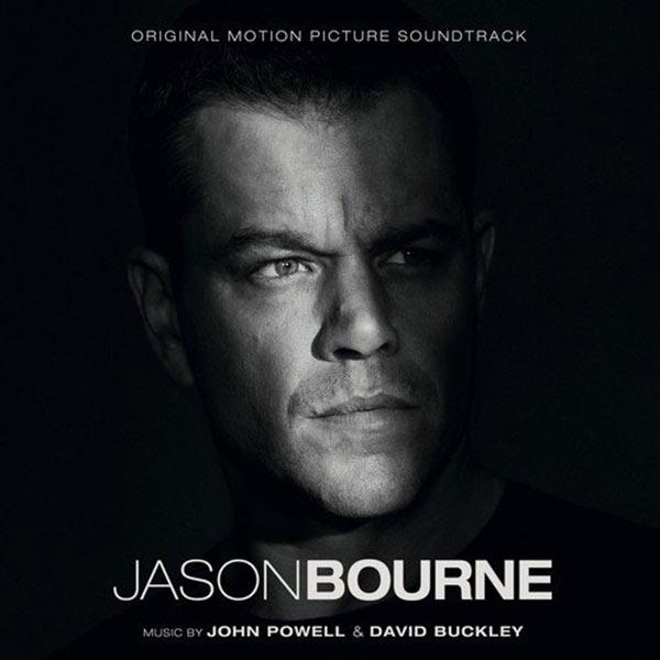 Jason Bourne Original Motion Picture Soundtrack Album – Music by John Powell and David Buckley