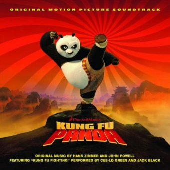 Kung Fu Panda Music from the Motion Picture by Hans Zimmer and John Powell
