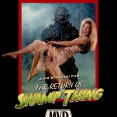 The Return of Swamp Thing 2-Disc Special Collector's Edition – MVD Rewind Collection