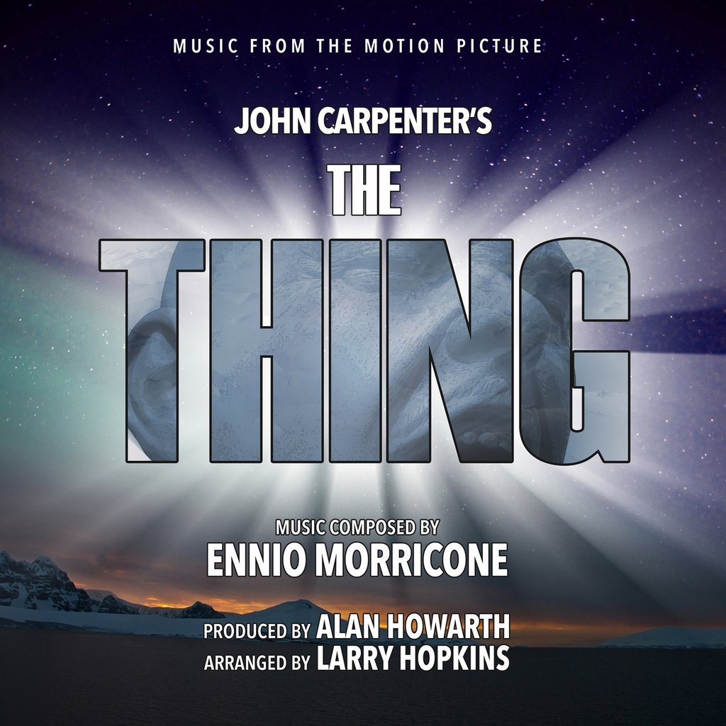 The Thing: Music From The Motion Picture Composed by Ennio Morricone 2-Disc Vinyl Edition