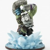 Thor: Ragnarok Hulk Q-Fig Max Diorama