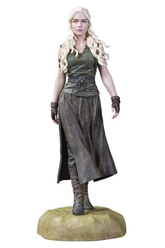 Dark Horse Game of Thrones Emilia Clarke as Daenerys Targaryen Mother Of Dragons Figure