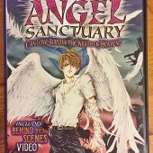 Angel Sanctuary DVD Complete Series Episodes 1-3 (2001) US Manga Corps Anime