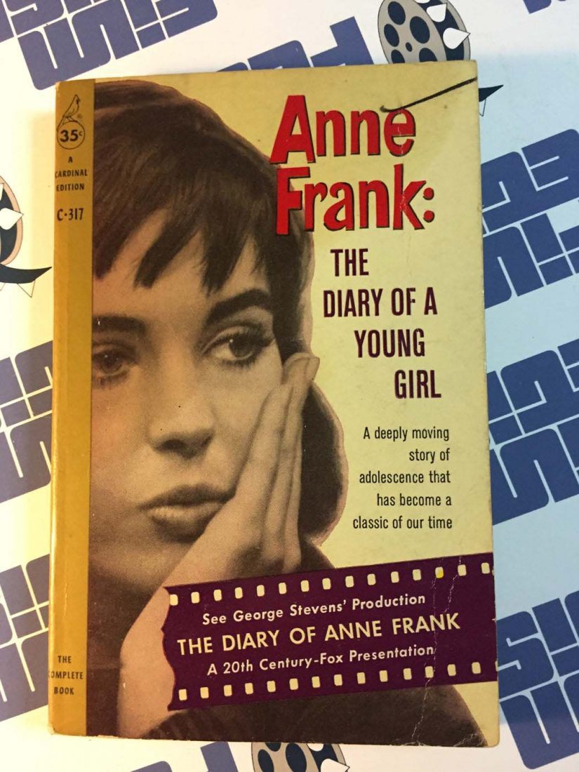 Anne Frank: The Diary of a Young Girl – Cardinal Paperback Edition (May 1959)