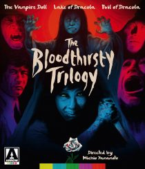 The Bloodthirsty Trilogy – The Vampire Doll, Lake of Dracula, Evil of Dracula Special Edition Blu-ray