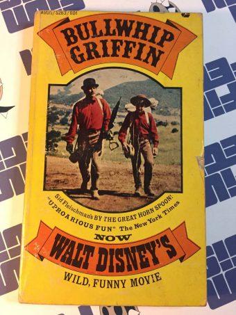 Bullwhip Griffin Mass Market Paperback Edition (1971)
