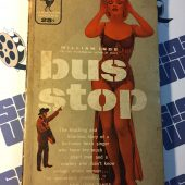 Bus Stop Paperback Edition with Marilyn Monroe Cover – Bantam, 1st edition (1956)