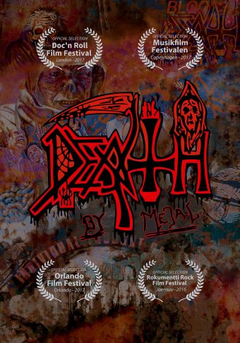 Death By Metal Special Edition DVD