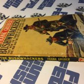 The Bushwhackers First Paperback Edition (August 1960)