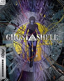 Ghost in the Shell Limited Edition Mondo Steelbook Blu-ray