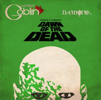 Dawn of the Dead Soundtrack 40th Anniversary Edition by Claudio Simonetti's Goblin