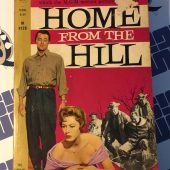 Home from the Hill – Movie Tie-In Paperback Edition, M4128 (1960)