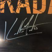 Meskada Movie Poster Signed by Kellan Lutz (2010)