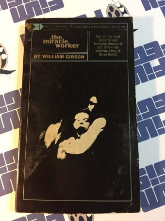The Miracle Worker by William Gibson Paperback Edition – HP4681