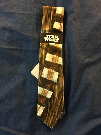 Star Wars Universe Chewbacca Style Necktie