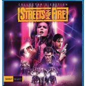 Streets of Fire Collector's Edition with Slipcover – Shout Factory Select