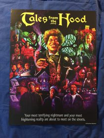 Tales From the Hood Limited Edition Shout Factory 18 x 24 inch Promotional Poster (2017)