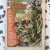 The Monster Times Volume 1 Number 15 with Gwangi Poster Insert (September 6, 1972)