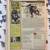 The Monster Times Volume 1 Number 4 Including Centerfold Poster by Jeff Jones (March 15, 1972)