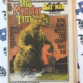 The Monster Times Volume 1 Number 7 Including Godzilla Poster Insert (April 26, 1972)