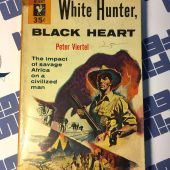White Hunter, Black Heart First Paperback Edition (1954)