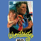 Windrider Special Collector's Edition MVD Rewind Collection Blu-ray