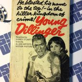 Young Dillinger: A Novelization of the Screenplay (Belmont, 92-636) 1965