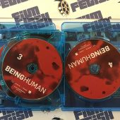 Being Human The Complete Third Season 4-Blu-ray Box Set