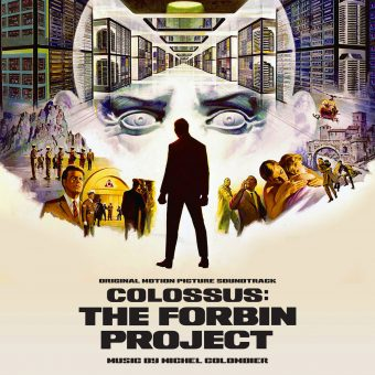 Colossus: The Forbin Project Limited Edition Soundtrack