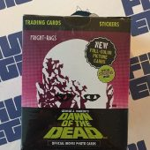 Dawn of the Dead (1978) Wax Packs Trading Card and Sticker Pack NEW SEALED