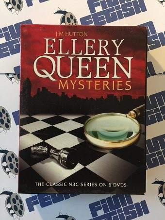 Ellery Queen Mysteries Classic NBC Series 6-DVD Box Set – Jim Hutton