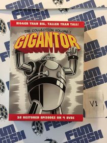 Gigantor The Collection Volume 1 (1964)