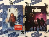 John Carpenter's The Thing Slipcover Collector's Edition with Second RARE Alternate Slipcover