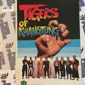 Ten Tigers of Kwangtung Original Press Booklet – Shaw Brothers (1980) [LBY33]