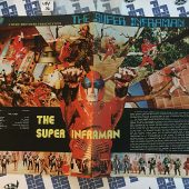 RARE Shaw Brothers The Super Inframan (Infra-Man) Press Booklet (1975)