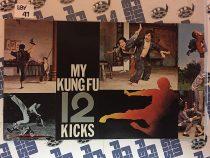 My Kung Fu 12 Kicks Original Movie Program (1979) LBY47