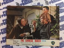 The Chinese Boxer (a.k.a. The Hammer of God) Original Lobby Cards (1970)