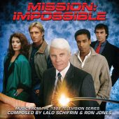 Mission: Impossible The 1988 Television Series Limited Edition Soundtrack Recordings 2-CD Set