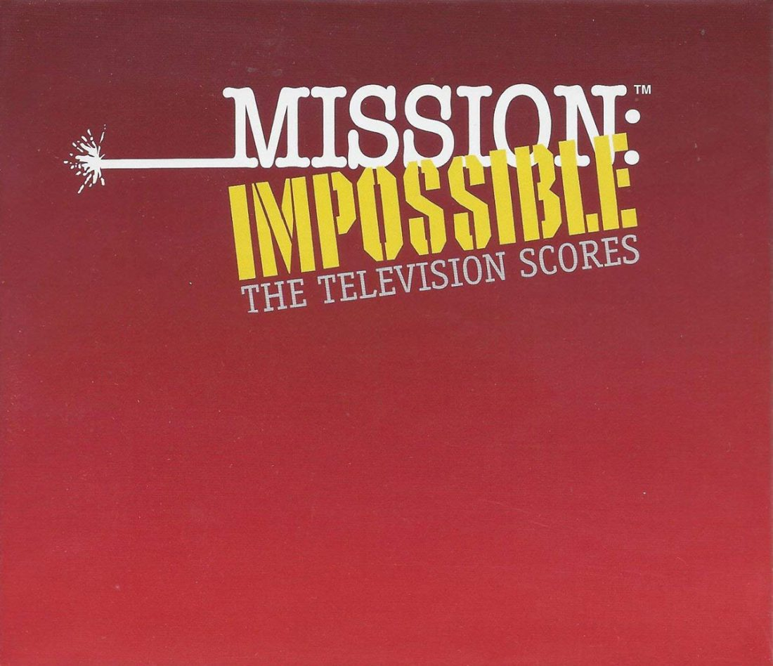 Mission: Impossible – The Television Scores Limited Edition 6-CD Box Set