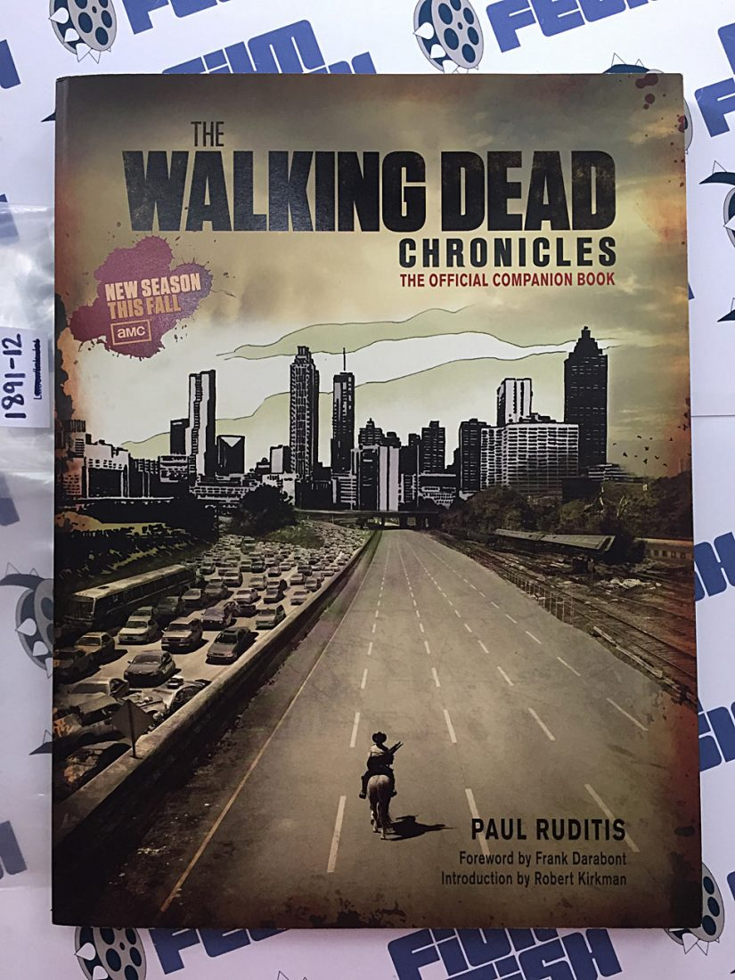 The Walking Dead Chronicles: The Official Companion Book [189112]