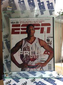 ESPN Magazine Scottie Pippen Cover (February 1999) [189114]