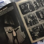 Famous Monsters of Filmland Bella Lugosi Dracula Tribute #92 Sept. 1972 [189121]